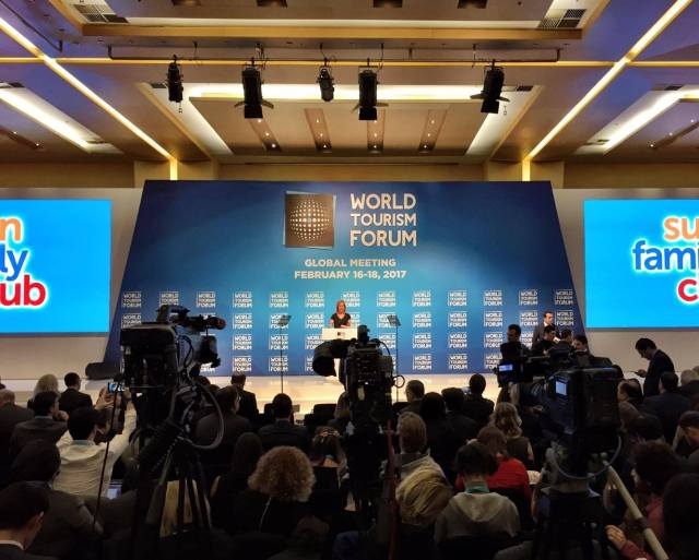 World Tourism Forum Keeps Growing