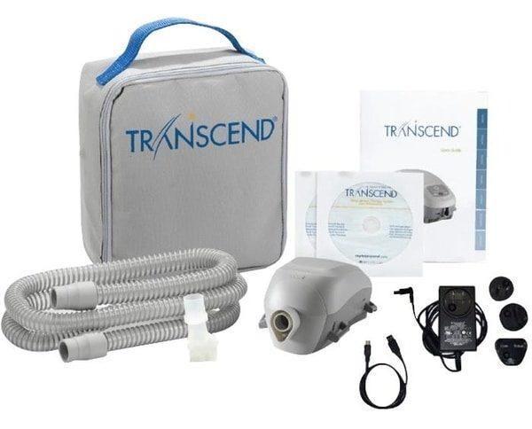 Transcend Travel CPAP Machine