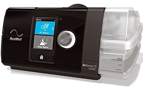 Snoring And Sleep Apnea No More With The Resmed Airsense 10 Autoset CPAP Machine