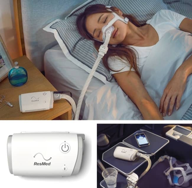 Best Travel CPAP Machine - ResMED Airmini CPAP Machine