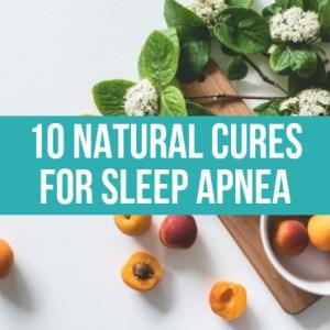 Natural Cures For Sleep Apnea
