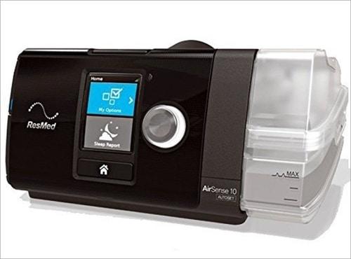 New Sleep Apnea Mask - Resmed Airsense 10 Autoset CPAP Machine