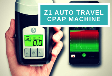 Z1 Auto Travel CPAP Machine Review
