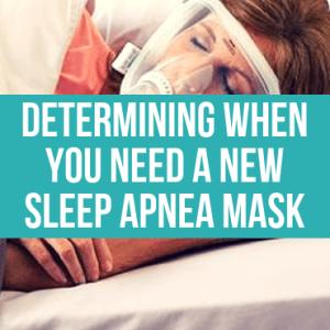 When You Need A New Sleep Apnea Mask (Canva)
