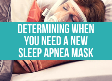 When You Need A New Sleep Apnea Mask (Canva)