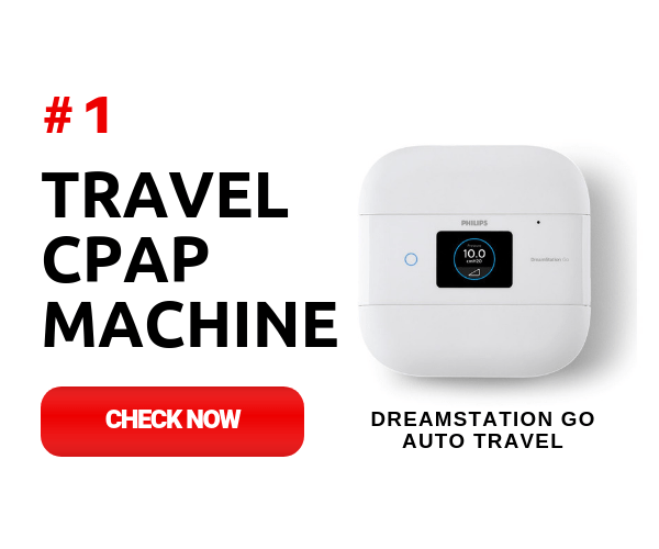 Best Selling CPAP Machine - Dreamstation Go Auto Travel CPAP Machine