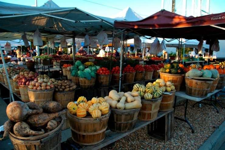 minnesota fresh produce markets