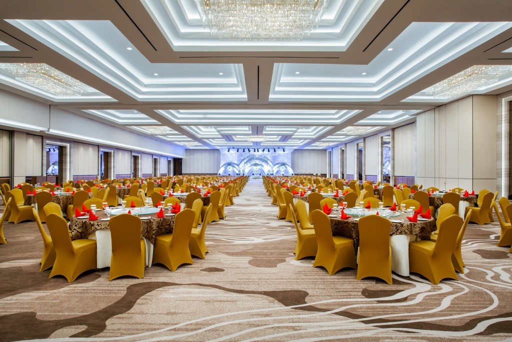Showing big potential for MICE, Wyndham Opi Hotel