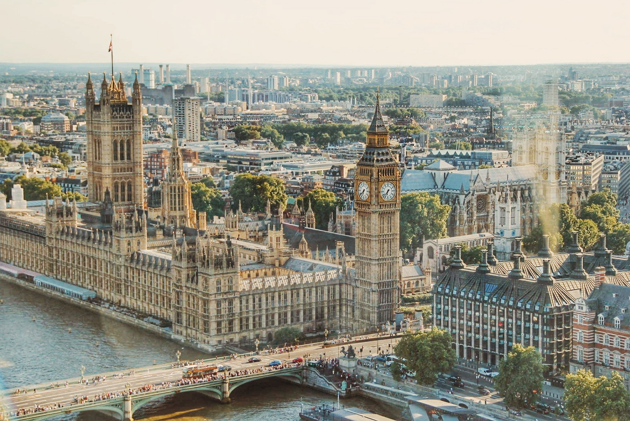 Flight Deal from Los Angeles Area to London