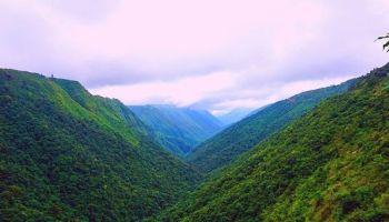 Chasing The Monsoon in Cherrapunji, Meghalaya, India