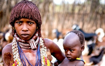 Tribes of Omo Valley, Ethiopia: A Compelling Photo Story