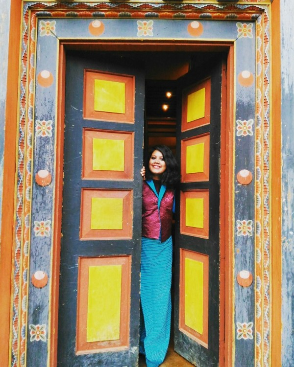 me-in-bhutanese-dress-called-kira