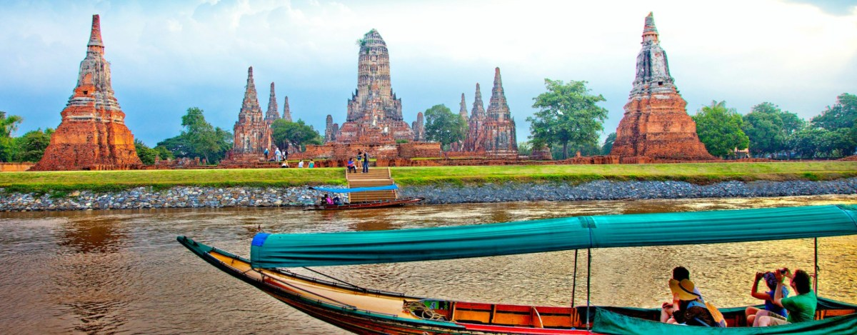 Introducing Ayutthaya: The Ruin City of Thailand