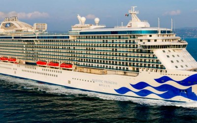 My Maiden Cruise Experience with The Princess Cruises: What I liked the most