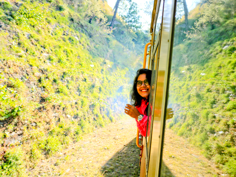 My Toy Train Ride on Kalka Shimla Railway: An Unforgettable Journey