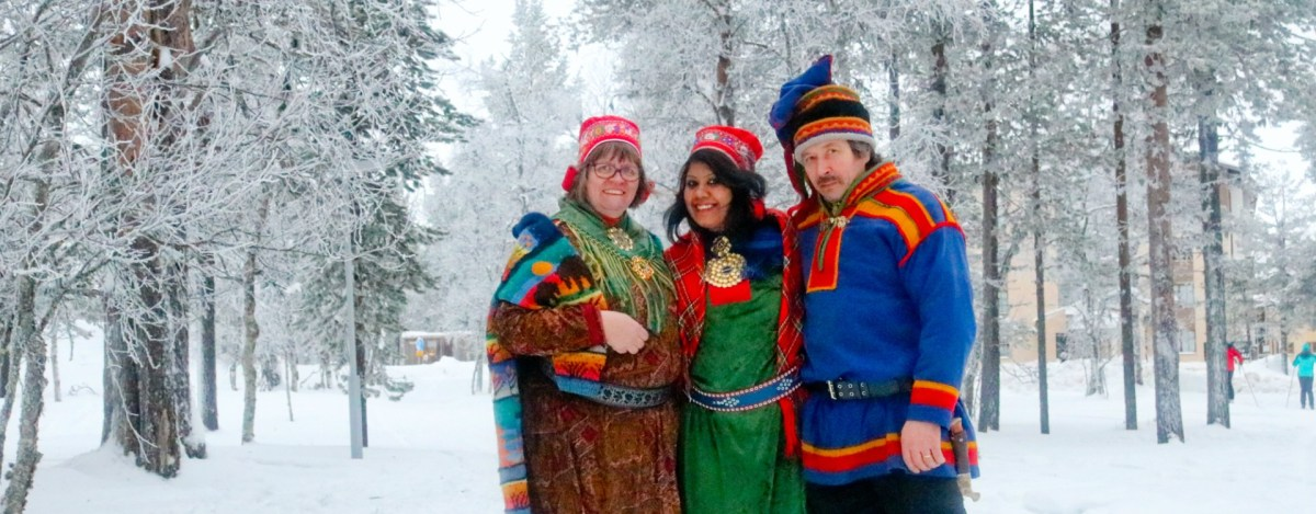 Share Your Smile With The Sami: The Only Indigenous People of Europe