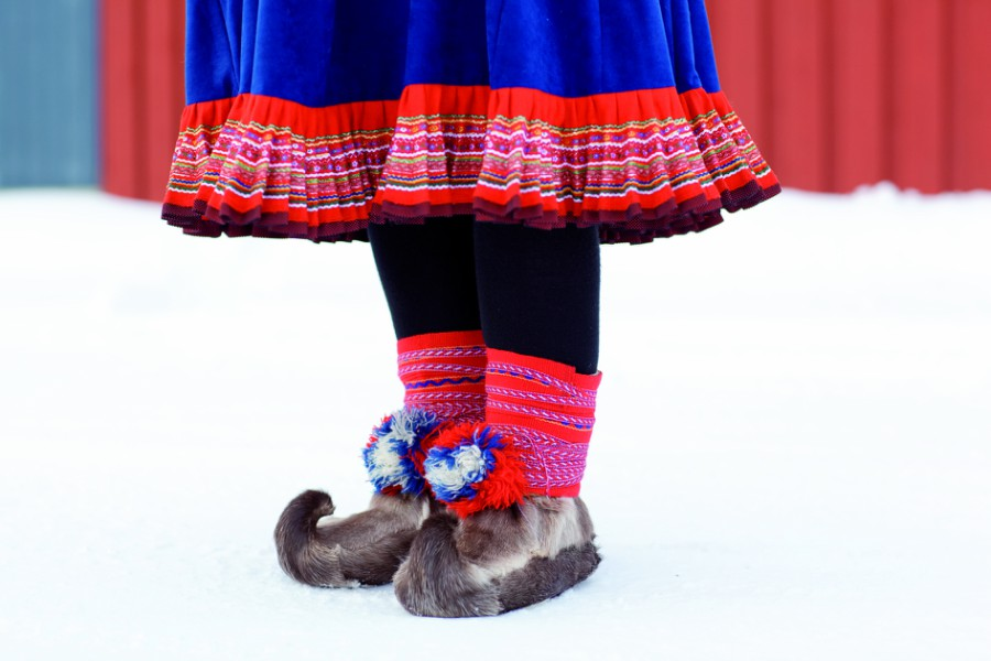 Share the smile with the Sami People: The Indigenous people of Europe