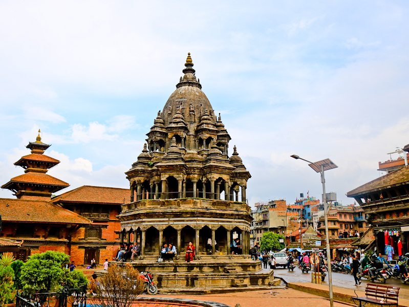 Patan in the Kathmandu Valley : An Architectural Treasure of Nepal