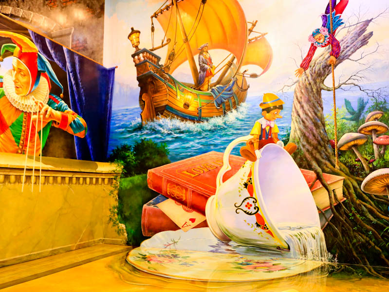 Art in Paradise in Bangkok: Relive Your Childhood Fantasies