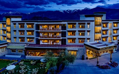 Experience Ladakh with The Grand Dragon Ladakh: The Finest Luxury Hotel in Leh