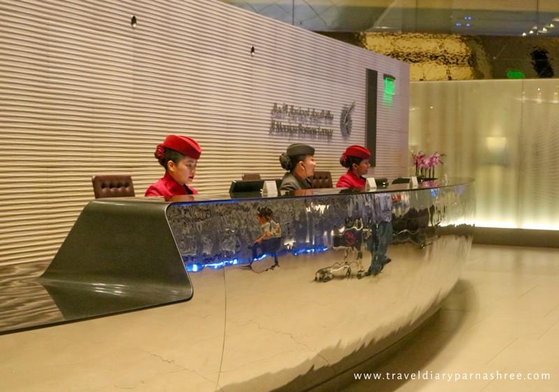Al Mourjan Lounge, BUSINESS CLASS QATAR AIRWAYS