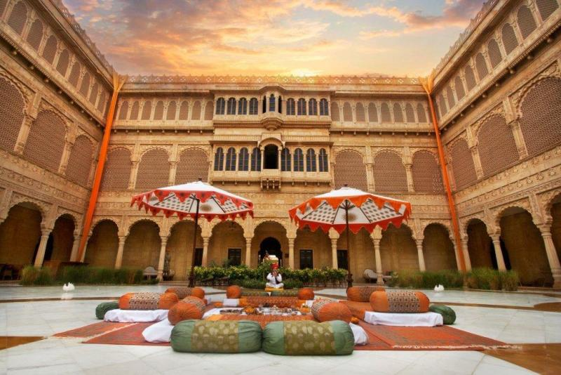Why Suryagarh Jaisalmer is Not Just A Luxurious Palace Hotel, But An Experience in Itself