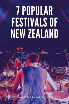 Explore New Zealand's Popular Festivals