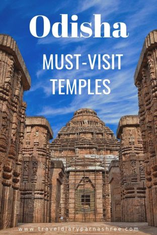 Must-Visit Temples in Your Next Odisha Tour