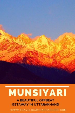 Munsiyari: A Beautiful Offbeat Getaway
