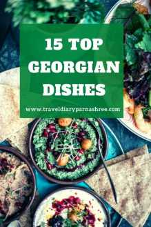 15 Top Traditional Georgian Dishes