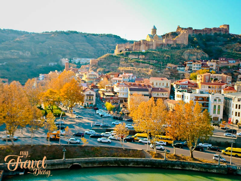 3 Days in Tbilisi Itinerary