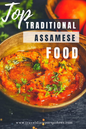 Authentic Assamese Food