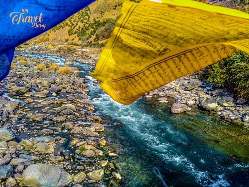 Spending time in Dirang Valley is one of the Offbeat experiences around Tawang, Arunachal Pradesh