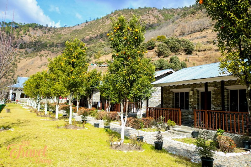 Dirang Boutique Cottages