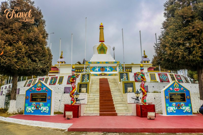 Tawang War Memorial is an offbeat place to include in your list