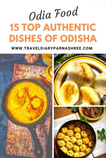 Top authentic dishes of Odisha