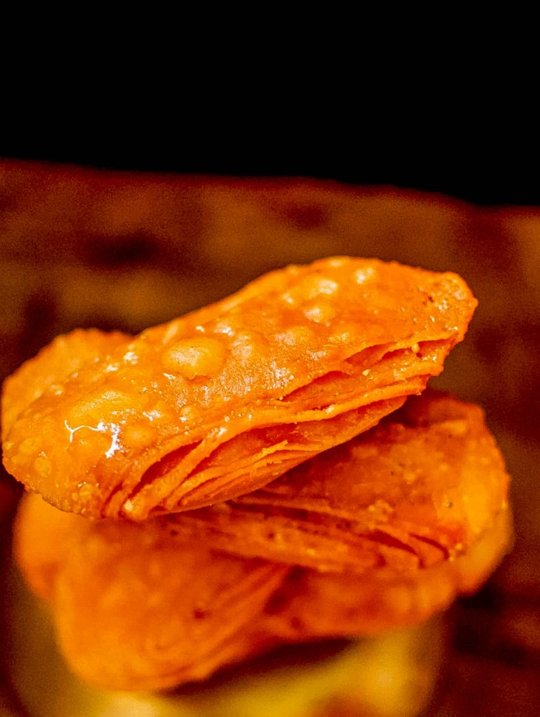 Khaja is one of the likable crispy layered fritter and one of the must try authentic dishes of odisha