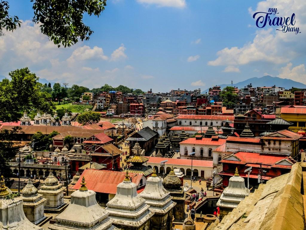 Pashupati Temple Complex