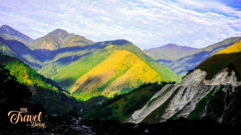 Breathtaking landscape of Anini_ArunachalPradesh