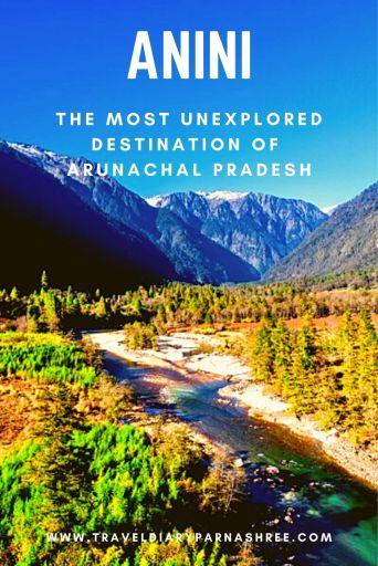 Anini in Arunachal Pradesh