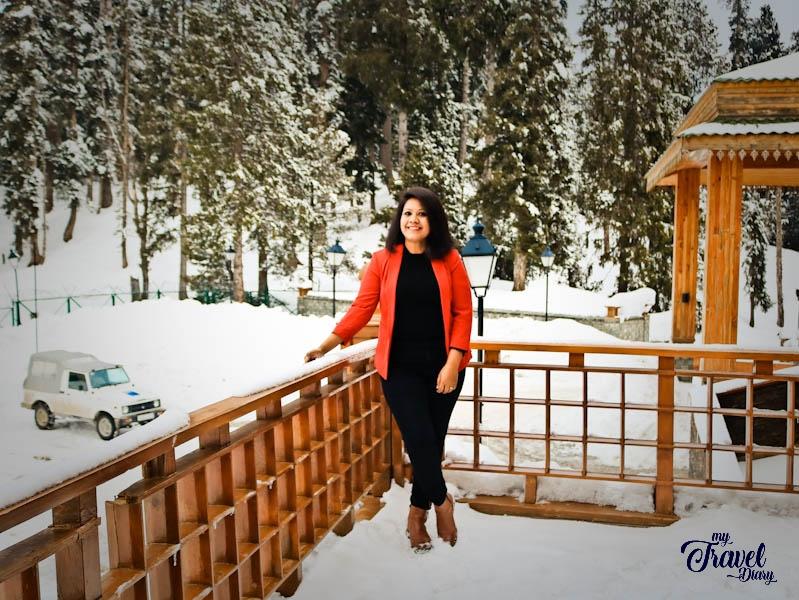 Me at the Khyber Himalayan Resort & Spa