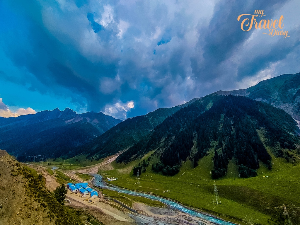 The enchanting Baltal valley of Sonamarg, Kashmir