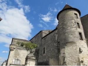 The Chateau de Cognac in Cognac, France