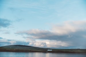 The Scapa Distillery on Orkney in Scotland