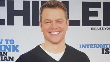 Vol 10 issue 2 Matt Damon cover featured imagi