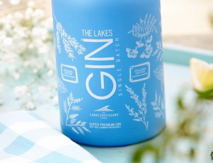 Lakes Distillery Explorer Edition Super Premium Gin