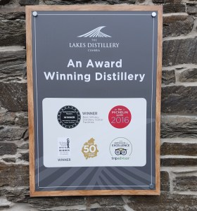 Book a tour at the award-winning Lakes Distillery in Cumbria,
