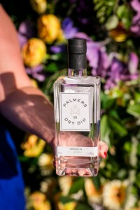 Palmers London Dry Gin bottle