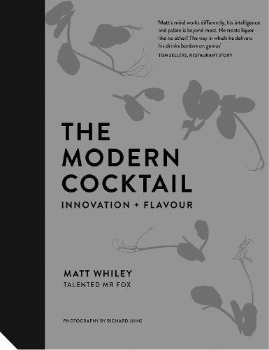 The Modern Cocktail Book Review cover