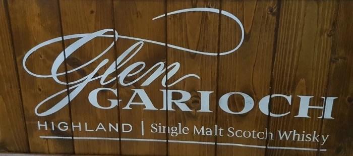 Visitor Centre at the Glen Garioch Whisky Distillery in Aberdeenshire Scotland 2